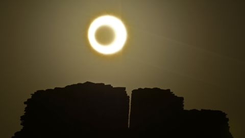 <strong>Chaco Culture National Historical Park (New Mexico):</strong> You can observe sky phenomena among ancient Pueblo ruins as Chacoan people did almost 1,000 years ago. In addition to regular events, including archaeo-astronomy and Pueblo Bonito full moon walks, special events are held for phenomena such as eclipses and meteor showers.