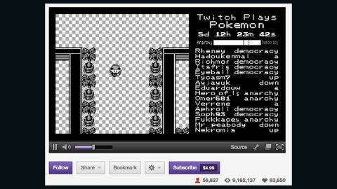 """The creator of """"Twitch Plays Pokemon"""" calls it a social experiment and says players will need to coordinate better to succeed."""