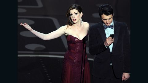 Yes, Hathaway and  Franco.