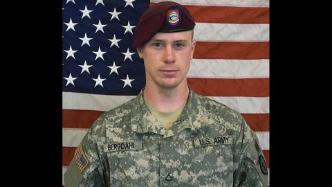 """This undated image provided by the U.S. Army shows Sgt. Bowe Bergdahl, who had been held by insurgents in Afghanistan since 2009. The White House <a href=""""http://www.cnn.com/2014/06/01/us/bergdahl-transferred-guantanamo-detainees/index.html"""">announced Bergdahl's release</a> on May 31, 2014. Bergdahl was released in exchange for five senior Taliban members held by the U.S. military. In March 2015, <a href=""""http://www.cnn.com/2015/03/25/politics/bowe-bergdahl-charges-decision/index.html"""" target=""""_blank"""">the U.S. military charged Bergdahl </a>with one count each of """"Desertion with Intent to Shirk Important or Hazardous Duty,"""" and """"Misbehavior Before The Enemy by Endangering the Safety of a Command, Unit or Place."""""""
