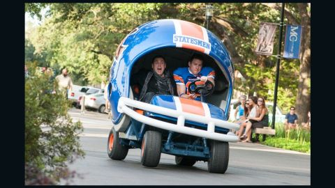 """It wasn't the greatest summer for Hollywood, but it could have been worse. <strong>""""22 Jump Street""""</strong> proved that sequels didn't have to be the same old-same old -- mainly by making fun of the fact that it was, indeed, the same old-same old. The Jonah Hill-Channing Tatum vehicle earned $190 million (on a $50 million budget)."""