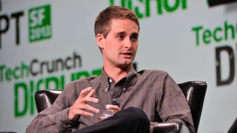 Snapchat was just a class project at Stanford University for Evan Spiegel. His classmates told him after his 2011 presentation that no one would be interested in an app that shared temporary photos. Now the company is valued at more than $860 million and Snapchat has reportedly turned down buyout offers of upward of $3 billion from Facebook and Google.