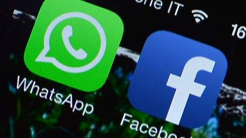 """In an attempt to dominate messaging online, <a href=""""http://money.cnn.com/2014/02/19/technology/social/facebook-whatsapp/"""">Facebook acquired WhatsApp</a> for the record sum of $19 billion. The five-year old app had 450 million users at the time of the acquisition in February 2014, adding a million users every day."""