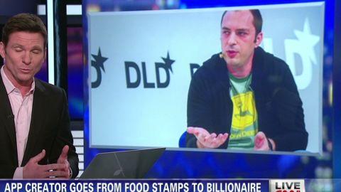 erin weir whatsapp founder food stamps to billionaires _00002927.jpg