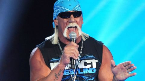 A transcript released by the National Enquirer on Friday, July 24, detailed racist remarks wrestler Hulk Hogan made about the dating life of his daughter, Brooke. Hogan issued an apology.