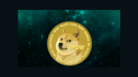 """It started off as a parody to the widely traded digital currency Bitcoin, but now <a href=""""https://experiment.com/dogecoin"""" target=""""_blank"""" target=""""_blank"""">Dogecoin</a> is becoming a popular cryptocurrency in its own right. The coins' playful symbol is a Shiba Inu, inspired by an Internet meme in which """"doge"""" became another term for """"dog."""""""