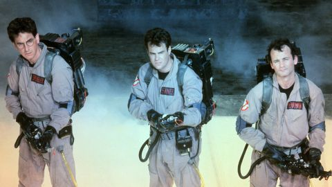 """It's been 30 years since the """"Ghostbusters"""" first suited up, strapped on their proton packs and changed pop culture with comedy, special effects and an irresistible theme song."""