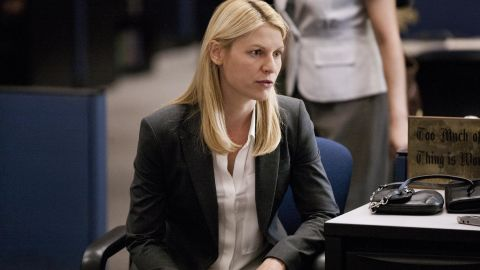 """Showtime's espionage thriller """"Homeland"""" thrives on twists and turns -- some of which threaten the fate of the world -- with a splash of romantic tension and family drama thrown into the mix. If you love high stakes or secretly wish you were a government spy, this is your show."""