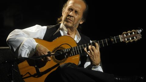 Spanish guitarist Paco de Lucia died, apparently of a heart attack, in Mexico.
