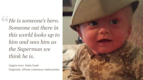 """<a href=""""http://ireport.cnn.com/docs/DOC-1078145"""">Read Gage's story on iReport.</a>"""