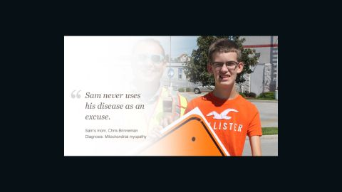 "<a href=""http://ireport.cnn.com/docs/DOC-1078555"">Read Sam's story on iReport.</a>"