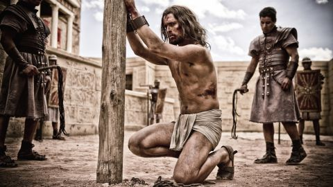 """From """"Son of God,"""" pictured, to """"God's Not Dead"""" to """"Heaven Is for Real,"""" the box office has been a one-stop shop for Christian-themed films."""