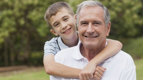 A new study has found that children of older dads are slightly more likely to have mental difficulties.