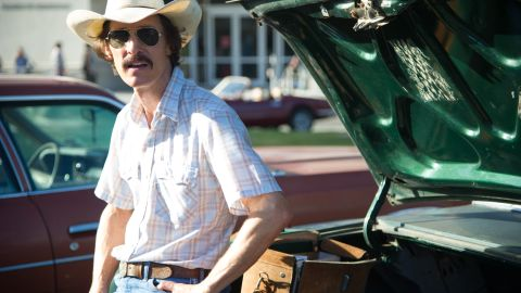 """<strong>Best actor:</strong> Matthew McConaughey, """"Dallas Buyers Club"""""""