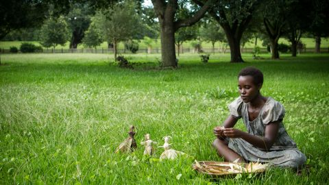 """<strong>Best supporting actress:</strong> Lupita Nyong'o, """"12 Years a Slave"""""""