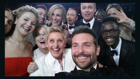 """What a year it's been. From Ellen DeGeneres' Oscar selfie to the """"Guardians of the Galaxy"""" to Stephen Colbert signing off """"The Colbert Report,"""" 2014 has been packed with monumental pop culture moments -- both good and bad. Once you're done admiring Ellen's selfie skills, snapped at this year's Oscars ceremony, read on for our list of 2014's best and worst pop culture moments."""