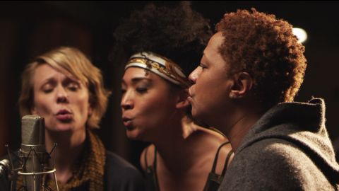 """<strong>Best documentary feature:</strong> """"20 Feet from Stardom"""""""