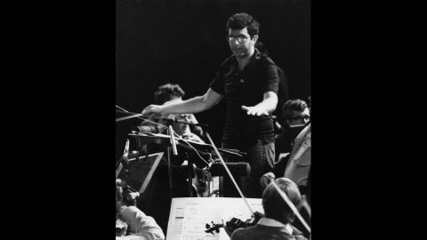 """American composer Marvin Hamlisch was a towering figure in the arts. He won three Oscars -- all for his contributions to 1973's """"The Way We Were"""" -- and four Grammys, including song of the year for """"The Way We Were."""" He also won four Emmys, two for his work with Barbra Streisand, and a Tony for writing the score for """"A Chorus Line."""" One singular sensation, indeed."""