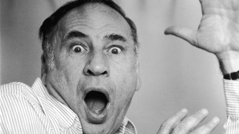 """Think Mel Brooks is merely a funnyman? Try Renaissance man. He has an Oscar for his """"Producers"""" screenplay, Emmys for appearances on """"Mad About You"""" (as well as one for writing a Sid Caesar special), three Grammys and three Tonys. The Tonys and two of the Grammys are also for """"The Producers,"""" which was turned into a 2001 musical. Oh, he also writes <a href=""""http://www.youtube.com/watch?v=VPIP9KXdmO0"""" target=""""_blank"""" target=""""_blank"""">fart jokes</a>."""