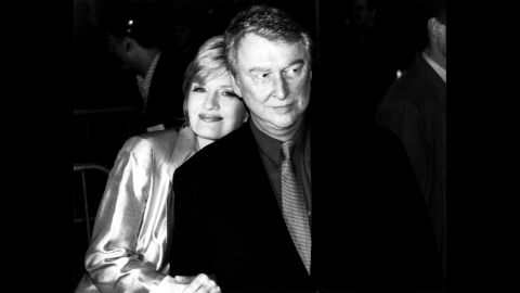 """Mike Nichols -- here with his wife, Diane Sawyer -- earned a reputation as one of the finest directors in film, TV and theater. He won an Oscar for directing 1967's """"The Graduate,"""" four Emmys for his work on """"Wit"""" and """"Angels in America,"""" and nine Tony Awards, the most recent for his direction of a 2012 production of """"Death of a Salesman."""" He was funny, too. His Grammy was for a 1961 comedy collaboration with Elaine May, """"An Evening with Mike Nichols and Elaine May."""" Nichols died November 19, 2014."""