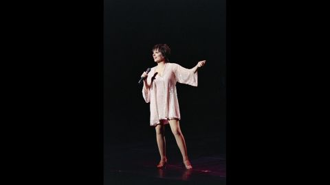 """Three artists have made the EGOT club thanks to honorary awards. Liza Minelli won competitive Tonys in 1965 and 1978, an Oscar for 1972's """"Cabaret"""" and an Emmy for 1973's """"Liza with a 'Z'."""" She also has an honorary Grammy, a Legend Award she received in 1990."""
