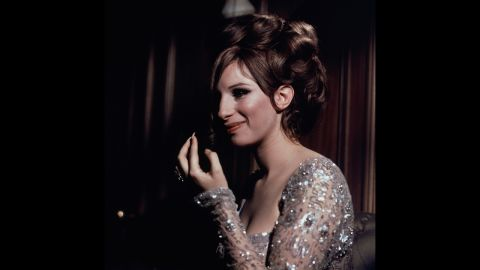 """Barbra Streisand's competitive awards include an Oscar for """"Funny Girl,"""" four Emmy awards and 10 Grammys. Her Tony, received in 1970, is honorary."""