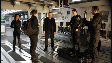 """Marvel's Agents of S.H.I.E.L.D."" will come to an end after Season 7."