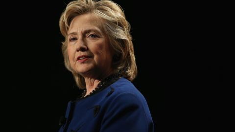 CORAL GABLES, FL - FEBRUARY 26: Hillary Rodham Clinton, Former Secretary of State speaks during an event at the University of Miamis BankUnited Center on February 26, 2014 in Coral Gables, Florida. Clinton is reported to be mulling a second presidential run. (Photo by Joe Raedle/Getty Images)