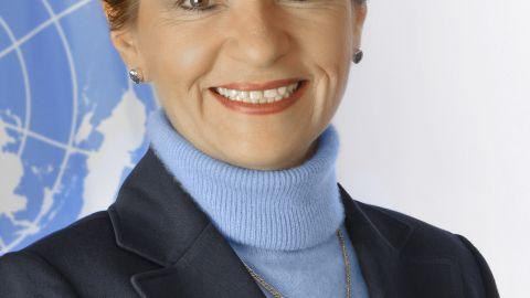 Christiana Figueres, Executive Secretary of the United Nations Climate Change secretariat