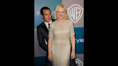 """Will Arnett shocked fans when he ended his marriage to Amy Poehler. According to <a href=""""http://www.people.com/people/article/0,,20807684,00.html"""" target=""""_blank"""" target=""""_blank"""">People magazine</a>, Arnett filed for divorce in April 2014. The couple, who tied the knot in 2003, first announced their separation in 2012."""