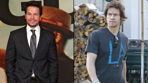 """Mark Wahlberg has said that he wants to get """"as thin as possible"""" to portray a professor with a gambling problem in an upcoming remake of """"The Gambler."""" <a href=""""http://movies.msn.com/movies/article.aspx?news=855613"""" target=""""_blank"""" target=""""_blank"""">He reportedly lost 61 pounds.</a>"""
