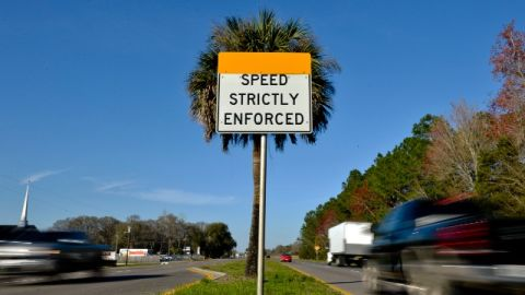 Hampton, Lawtey and Waldo were the three most notorious speed traps along U.S. 301 in Florida.