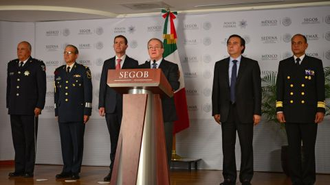 On Sunday, Mexican authorities said fingerprint tests had confirmed that Moreno was really the one they killed this time.