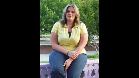 Misty Shaffer had weight problems her whole life, and got picked on because of her appearance.