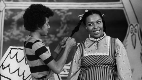 """It's been 40 years since the musical special """"Free to Be... You and Me"""" aired on ABC in March 1974. The made-for-TV version of the book and album starred Michael Jackson and Roberta Flack, among other stars. The pair sang the song """"When We Grow Up."""""""