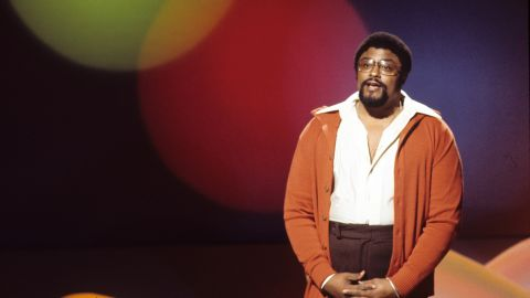 """Onetime football player Rosey Grier sang """"It's All Right to Cry"""" in """"Free to Be... You and Me,"""" which went on to win Emmy and Peabody awards."""