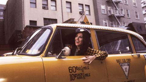 """In the song """"Parents are People,"""" Marlo Thomas sings about the roles mothers have: """"Some mommies drive taxis or sing on TV, yeah, mommies can be almost anything they want to be."""""""