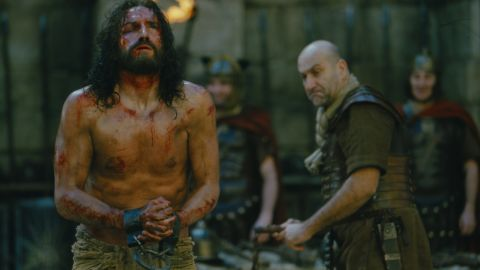 """Since Mel Gibson's 2004 blockbuster """"The Passion of the Christ,"""" when many people envision Jesus they probably think about this guy, Jim Caviezel. A little-known actor at the time, Caviezel was catapulted into the spotlight as the controversial movie brought in $370 million domestically. As Caviezel's gone to other roles, including on CBS's """"Person of Interest,"""" he's still best known as the actor who withstood Gibson's brutal depiction of Christ's crucifixion."""