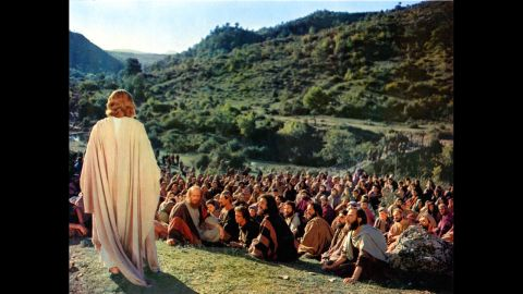 """When in need of a man to play Jesus in 1959's Oscar-winning """"Ben-Hur,"""" the production team turned to opera singer Claude Heater. Although his portrayal of Christ is one of the best known in cinema, he still goes uncredited for the part. The movie was based on the 1880 novel, """"Ben-Hur: A Tale of the Christ,"""" which had previously been turned into a silent film in 1925."""