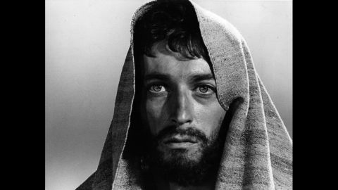 """Alongside screen legends like Laurence Olivier, Anne Bancroft and Ernest Borgnine was Robert Powell, who played Jesus Christ in the 1977 British miniseries """"Jesus of Nazareth."""" In 2013, Powell again helped bring the Biblical story to the small screen as a narrator for the UK release of """"The Bible"""" miniseries."""