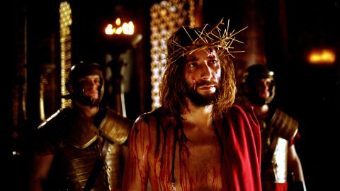"""Before he became Desmond on """"Lost,"""" Henry Ian Cusick was Jesus. The actor portrayed the savior in 2003's """"The Visual Bible: The Gospel of John."""" As the title suggests, this was Jesus' life story from the perspective of John the Baptist. Fun fact: Christopher Plummer is the movie's narrator."""