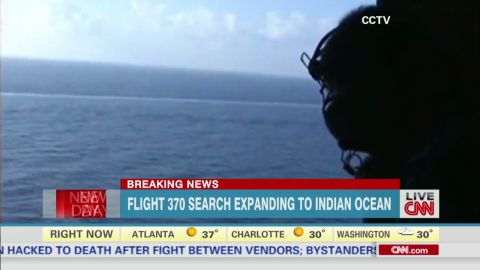 Flight 370 search expands to Indian Ocean  Clancy Newday _00013308.jpg