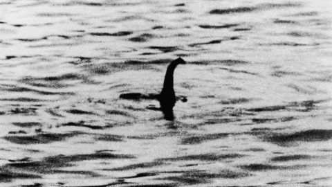 """The earliest documented sighting of a mysterious creature swimming in Scotland's Loch Ness came in 1871, according to the monster's <a href=""""http://www.nessie.co.uk"""" target=""""_blank"""" target=""""_blank"""">official website</a>. Dozens of sightings have been logged since then, including the most recent in November 2011 when someone reported seeing a """"slow-moving hump"""" emerge from the murky depths of Loch Ness."""
