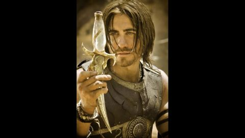 """Jake Gyllenhaal played Dastan in """"Prince of Persia: The Sands of Time"""" in 2010. The<a href=""""http://www.cnn.com/2010/SHOWBIZ/Movies/06/18/color.blind.casting/""""> choice left many fans unhappy</a>."""