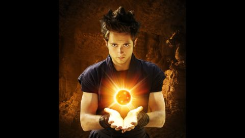 """Canadian actor Justin Chatwin starred as Goku in """"Dragonball: Evolution"""" in 2009."""