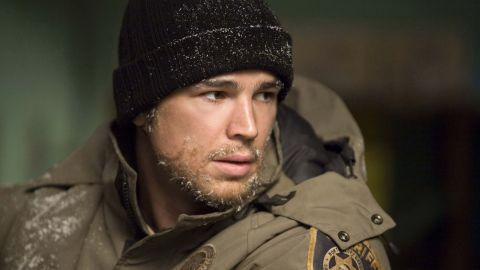 """Josh Hartnett played Eben Oleson in the 2007 film """"30 Days of Night."""" In the comic book the film is based on, the character is an Alaskan sheriff of Inuit descent."""