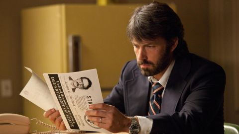 """Ben Affleck splits his time in front of and behind the camera, but he can still command a pretty penny as an actor. Forbes estimates the Oscar winner (here in """"Argo"""")  made $35 million in the past year. He's now playing Batman in """"Batman v. Superman: Dawn of Justice."""""""