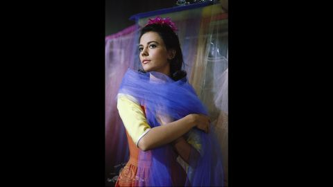 """Natalie Wood played Maria, a Puerto Rican character, in the 1961 musical film """"West Side Story."""""""