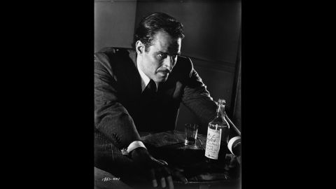 """Charlton Heston played a Mexican official, Miguel Vargas, in the 1958 noir film """"Touch of Evil."""""""