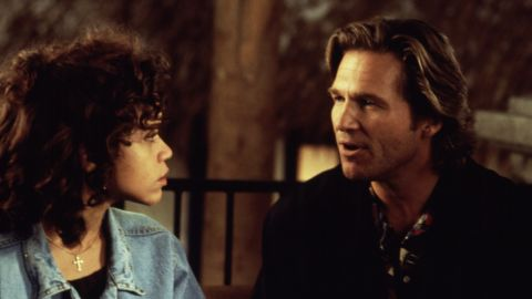 """Rosie Perez starred alongside Jeff Bridges in """"Fearless."""" She was nominated for an Oscar for her role as Carla Rodrigo, who struggled with survivor's guilt after losing her son in a plane crash."""